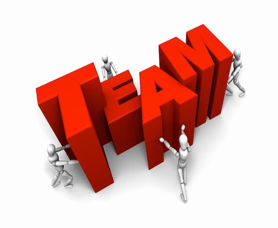 Team-Start